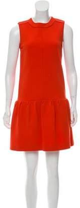 Diane von Furstenberg Ruffled Mini Dress