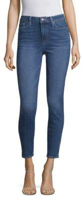 Paige Margot Super High Rise Skinny Jeans