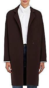 Xo Barneys Colombo Women's Double-Faced Cashmere Coat - Dk. brown