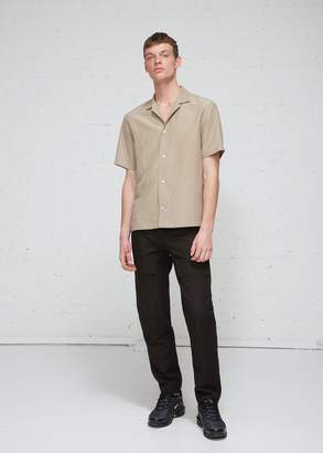 Deveaux Silk Linen Resort Shirt