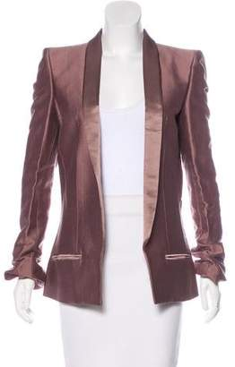 Haider Ackermann Structured Shawl-Lapel Blazer