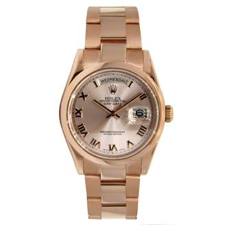 Rolex Day Date 36mm Pink Pink gold Watches
