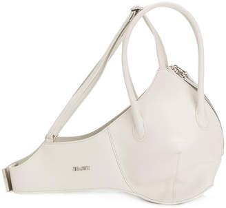 Helmut Lang bra shoulder bag