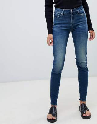 Selected Sophie skinny jeans