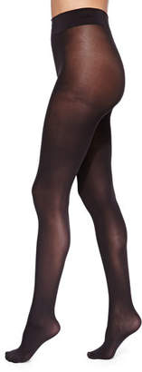 Wolford Pure 50 Basic Opaque Tights, Black