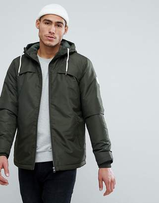 Jack and Jones Padded Jacket With Hood