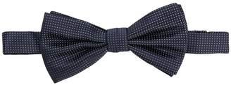 Canali plain bow tie