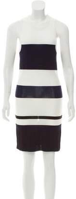 Calvin Klein Collection Sleeveless Knit Dress