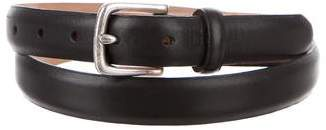Rag & Bone Leather Buckle Belt