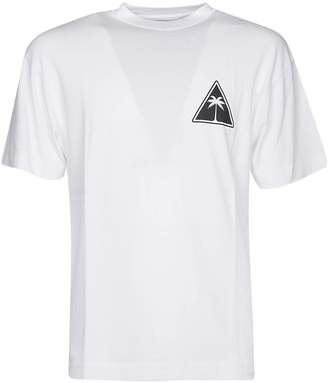 Palm Angels Palm Tree Logo T-shirt