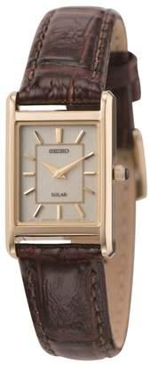 Seiko (セイコー) - voga inc. SEIKO Lady's Solar watch 3(C)FDB