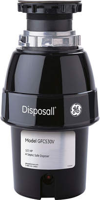 GE 1/2 HP Continuous-Feed Garbage Disposer - Non-Corded - GFC530V