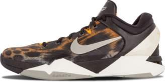 Nike Zoom Kobe 7 System 'Cheetah' - Circuit Orange/Medium Grey