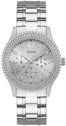 GUESS Women's Stainless Steel Bracelet Watch 40mm