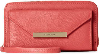 Tahari Morris Trendsetter Zip-Around Continental Wallet