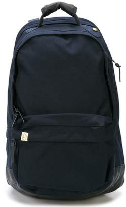 Visvim zipped backpack