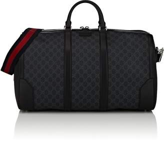 Gucci Men's GG Supreme Large Duffel Bag
