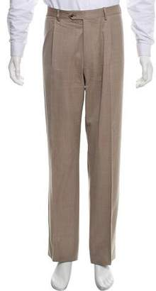 Caruso Wool Dress Pants