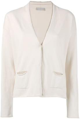 Le Tricot Perugia knitted cardigan