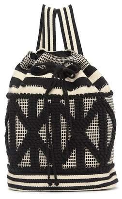 Lucky Brand Robin Woven Backpack