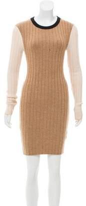 Ronny Kobo Wool Knit Dress