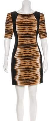 Rebecca Minkoff Short Sleeve Mini Dress