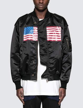 Facetasm Bomber Jacket