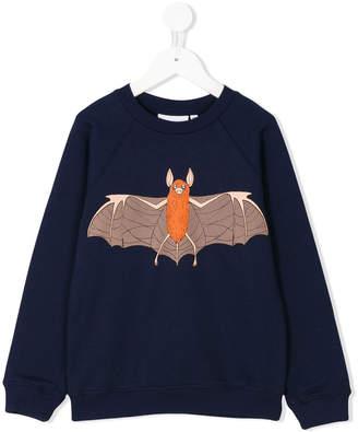 Mini Rodini Flying bat sweatshirt