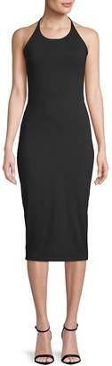 Susana Monaco Women's Quimby Halter Slip Dress