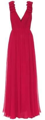 Elie Saab Silk gown