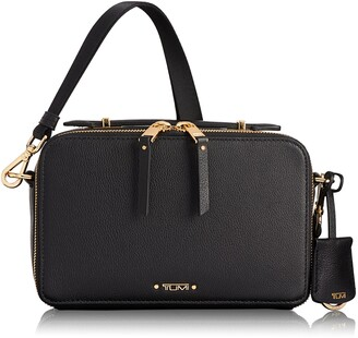Tumi Voyaguer- Aberdeen Leather Crossbody Bag