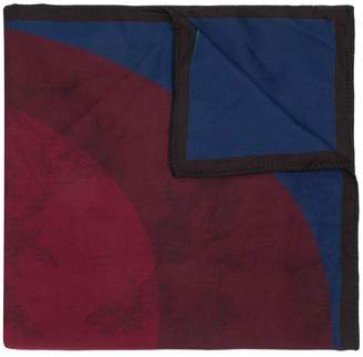Odeeh printed scarf