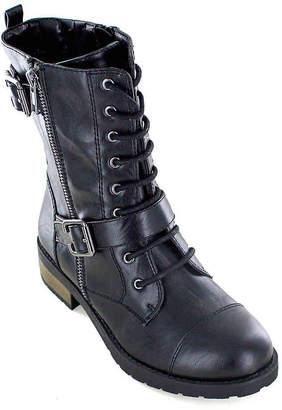 White Mountain Fido Combat Boot - Women's