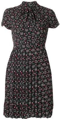 Emporio Armani Printed Short Dress