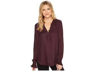 Paige Amalfi Shirt Women's Long Sleeve Pullover