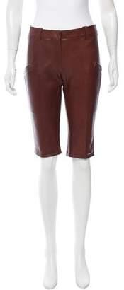 Barbara Bui Summer 2016 Leather Pants w/ Tags