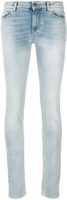 Givenchy stonewashed skinny jeans