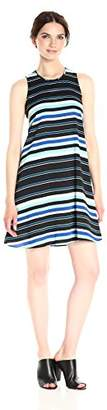 Tommy Hilfiger Women's Striped CDC Dress