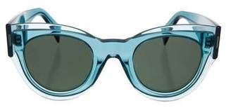 Celine Petra Round Sunglasses w/ Tags