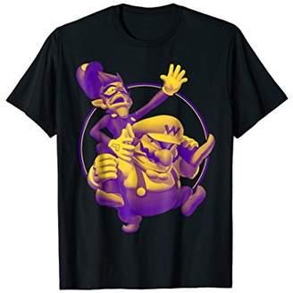 Nintendo Super Mario Waluigi & Wario Duo Graphic T-Shirt