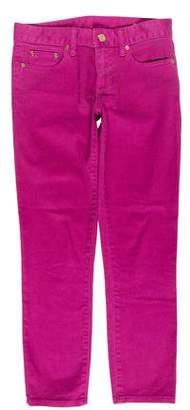 Tory Burch Alexa Cropped Jeans w/ Tags