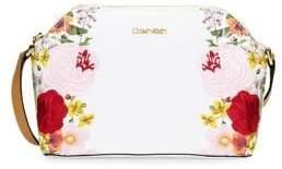Calvin Klein Floral Mercy Crossbody Bag