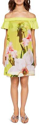 Ted Baker Tuelli Chatsworth Dress Swim Cover-Up