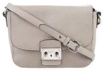 Miu MiuMiu Miu Leather Crossbody Bag