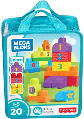 Mega Bloks 123 Count