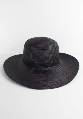 Hush Round Panama Hat