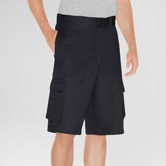 "Dickies® Men's Big & Tall Loose Fit Twill 13"" Cargo Shorts $25.99 thestylecure.com"