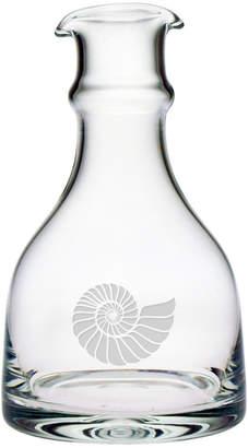 Susquehanna Glass Seashore 56Oz Double Spouted Carafe