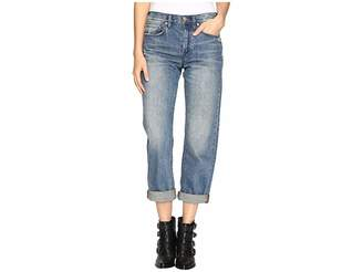 Free People Universal Boyfriend Jeans in Sky Women's Jeans