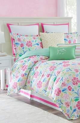 Southern Tide Kiawah Floral Comforter, Sham & Bed Skirt Set